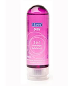 Durex 2 in 1 Massage Lubricant