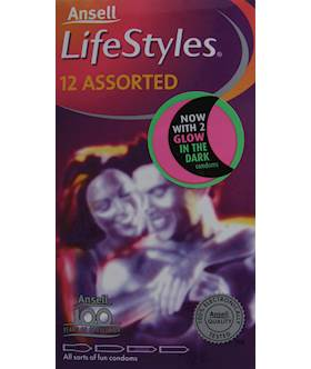 Lifestyles Assorted 12pk