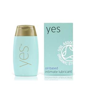 Yes Oil-Based Lube 25mL