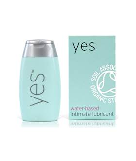 Yes Water Based Lubricant 25mL
