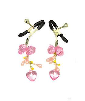 Bedazzled Nipple Clamps
