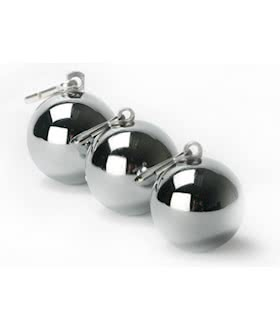 Chrome Ball Weights - 6oz