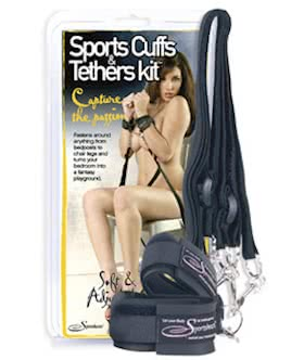 Sports Cuffs and Tethers Kits