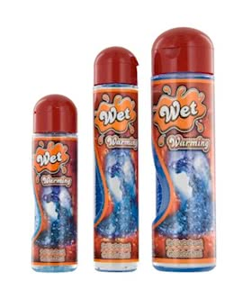 Wet Warming Gel Lubricant