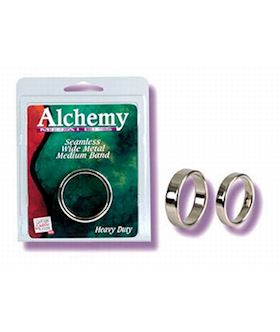 Alchemy Metallics Metal Bands