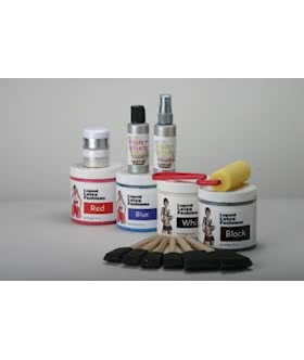 Liquid Latex Body Paint Kit