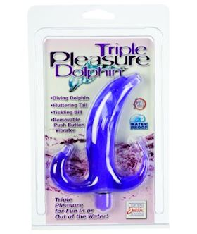 Triple Pleasure Dolphin