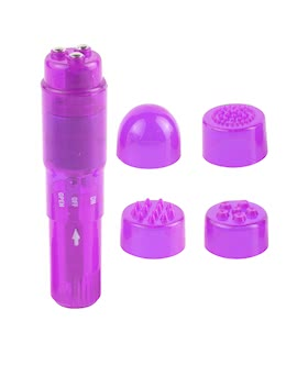WATERPROOF MINI-MITE VIBE PURPLE