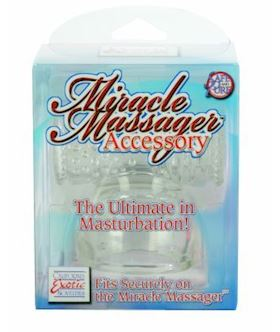 Miracle Massager Tube Accessory