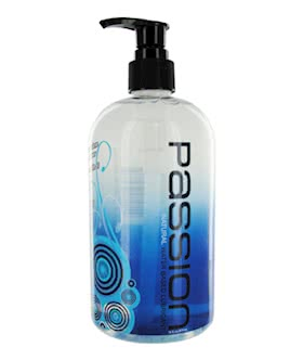 Passion Natural Water-Based Lubricant - 16 oz