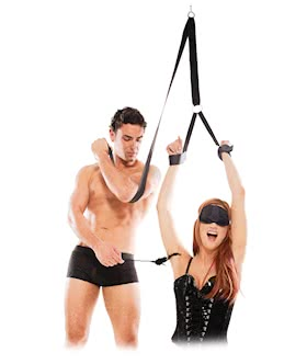Fetish Fantasy Series Fantasy Tickle Strap