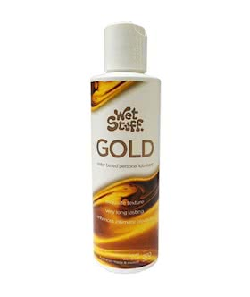 Wet Stuff Gold 270g Cap Top