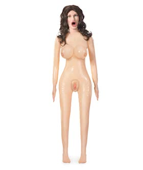 Pipedream Extreme Dollz B.J. Betty Oral Sex Love Doll