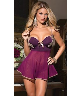 The King Mistress Sexy Babydoll
