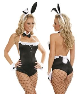 Bunny Next Door Costume