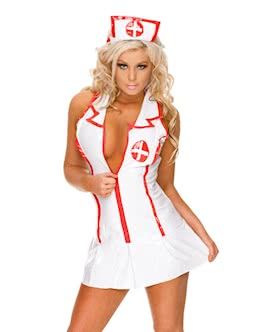 Take Care Leather Nurse- O/S