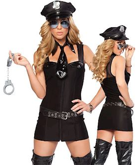 Above the Law Costume