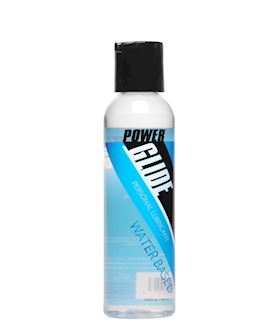 Power Glide Water Based Personal Lubricant- 4 oz