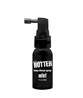 Bonnie Rotten Collection Deep Throat Spray - Mint 1 fl. oz. (29 mL)