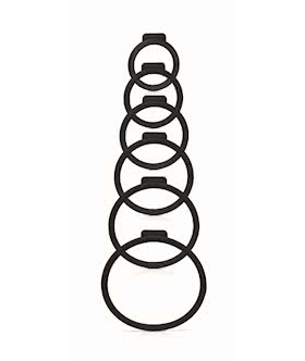 Silicone O-ring Set
