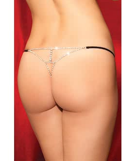 Diamond Back G-string