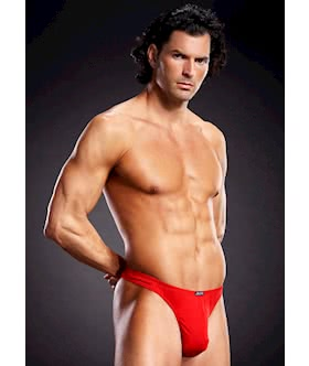 Performance Microfiber Thong