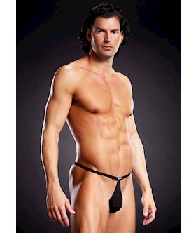 Performance Microfiber Pouch G-String