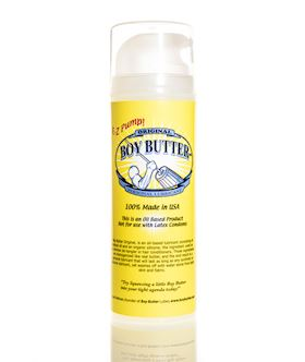 Boy Butter 5 oz - Pump