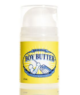 Boy Butter 2 oz - Pump