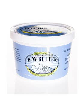 Boy Butter H2O 16 oz Tub