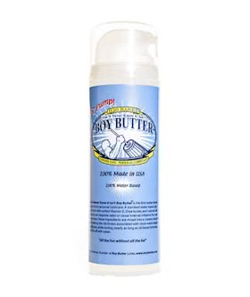 Boy Butter H2O 5 oz Pump
