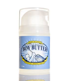 Boy Butter H2O 2 oz Pump