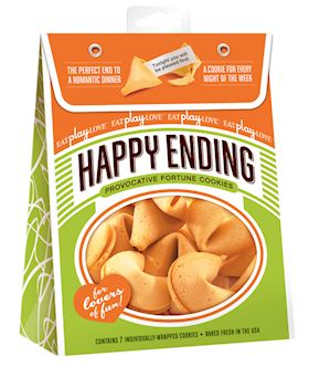 Happy Ending Fortune Cookies - Year Round