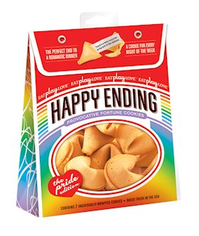 Happy Ending Fortune Cookies - Fetish Edition