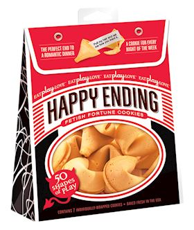 Happy Ending Fortune Cookies - Pride Edition
