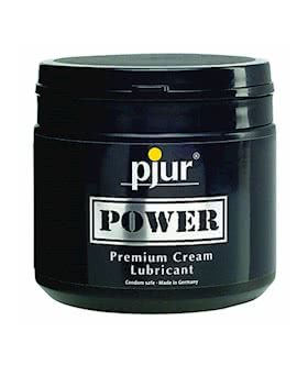 pjur Power Premium Cream Tub 500ml