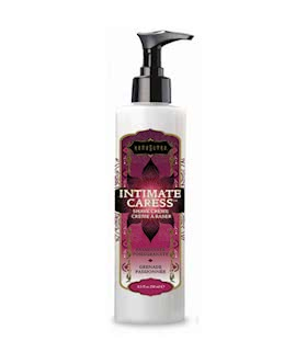 Kama Sutra Intimate Caress Shave Cream - Pomegranate