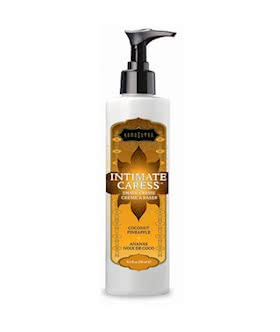 Kama Sutra Intimate Caress Shave Cream - Coconut Pineapple