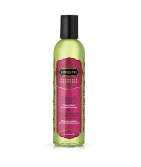Kama Sutra Naturals Massage Oil - Pomegranate