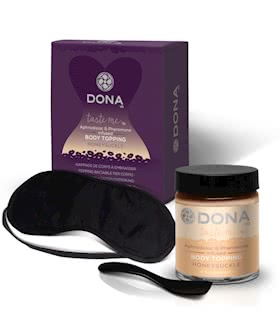 DONA Body Topping Honeysuckle 2oz/59ml