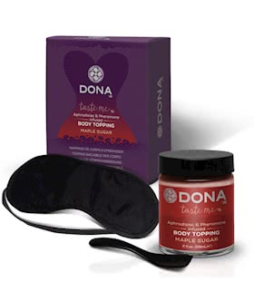 DONA Body Topping Maple Sugar 2oz 59ml