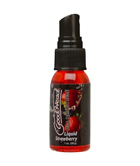 GoodHead - Oral Delight Spray - Liquid Strawberry
