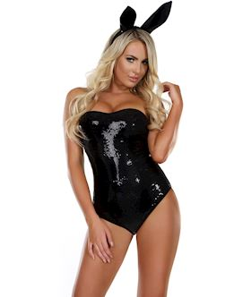 High End Hare Sexy Bunny Costume