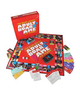The Really Cheeky Board Game