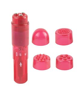 WATERPROOF MINI-MITE VIBE RED
