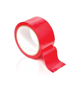 FETISH FANTASY PLEASURE TAPE RED