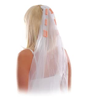BACHELORETTE PARTY VEIL