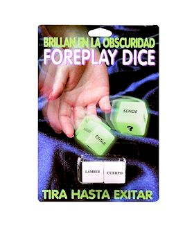 EROTIC DICE SPANISH VERS.(24/DIS)