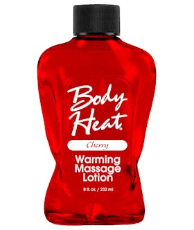 BODY HEAT--CHERRY