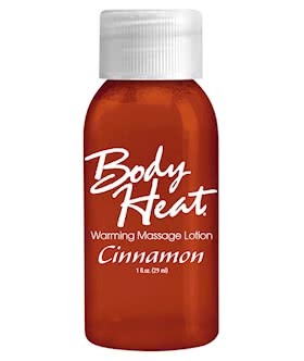 BODY HEAT 1 OZ. CINNAMON